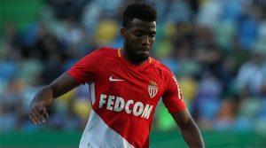 Thomas Lemar, AS Monaco