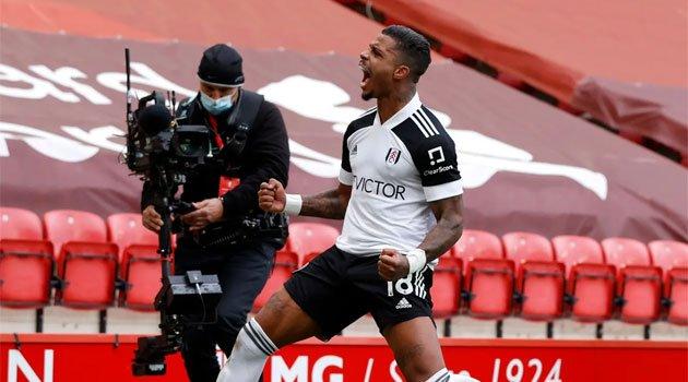 Lemina a marcat unicul gol al meciului Liverpool - Fulham 0-1
