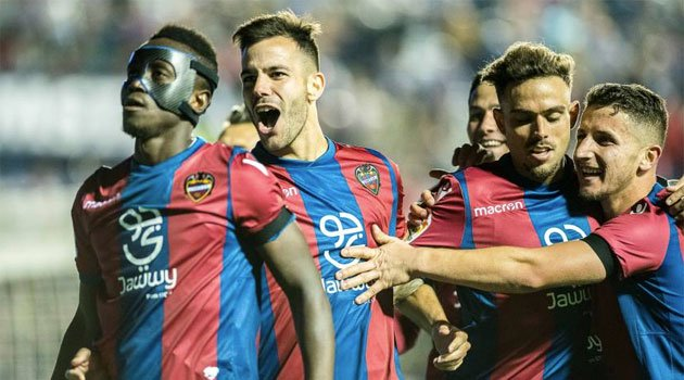 Levante a învins Barcelona cu 5-4 în penultimul meci al sezonului de La Liga