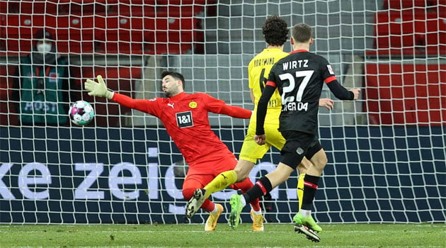 Bayer Leverkusen - Borussia Dortmund 2-1, 19 ianuarie 2021