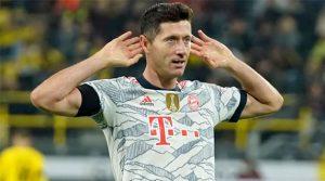 Lewandowski, dublă pentru Bayern în Supercupa Germaniei 2021 cu Dortmund