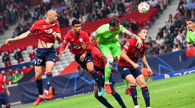 Lille - Wolfsburg 0-0 în primul meci din grupele Champions League 2021-2022