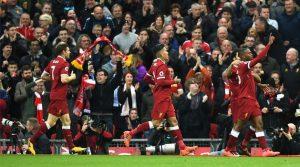 Liverpool - Huddersfield 3-0