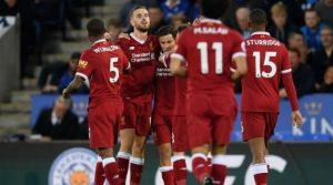 Liverpool a câştigat un singur meci din ultimele cinci etape
