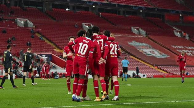 Liverpool - Ajax 1-0, grupele Champions League 2020-2021