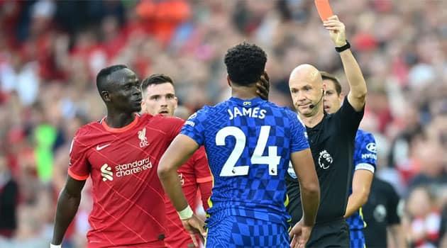Eliminarea lui Reese James a influențat meciul Liverpool - Chelsea 1-1