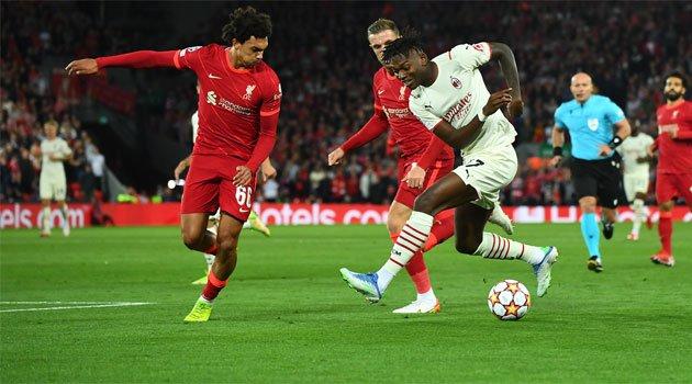 Liverpool și AC Milan au produs un meci spectaculos în prima lor întâlnire din grupele Champions League