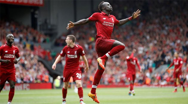 Liverpool - West Ham United 4-0, 12 august 2018