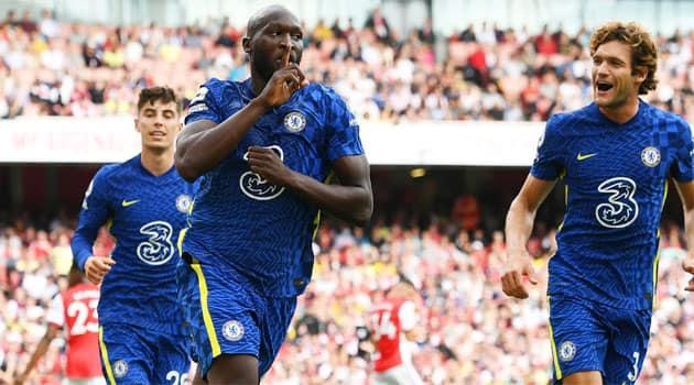 Gol pentru Lukaku în primul său meci de la revenirea la Chelsea