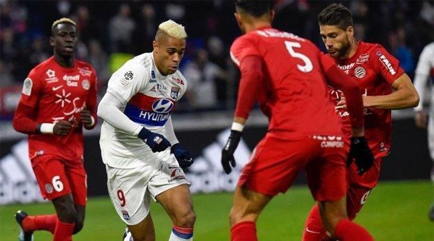 Lyon - Montpellier 0-0