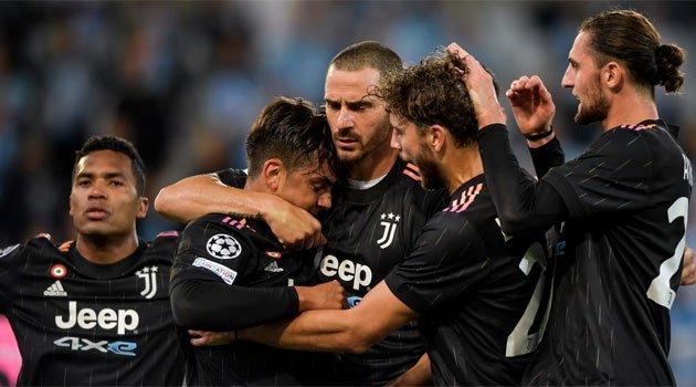 Malmo - Juventus 0-3 în grupele Champions League 2021-2022