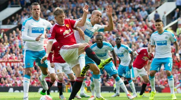 Manchester United - Newcastle 0-0