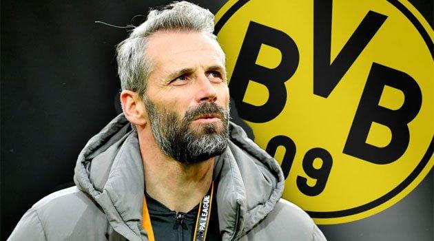 Marco Rose, Borussia Dortmund