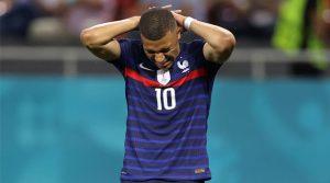 Kyllian Mbappe a ratat penalty-ul decisiv pentru Franța în optimea de finală cu Elveția de la EURO 2020