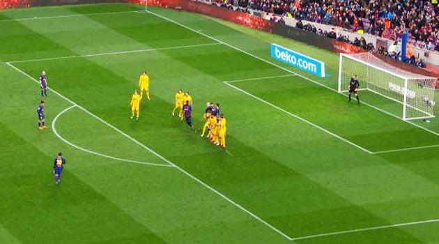Messi a decis meciul Barcelona - Atletico Madrid 1-0