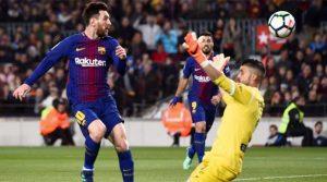 Hattrick-ul lui Messi a decis meciul Barcelona - Leganes 3-1