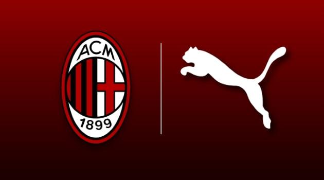Puma va deveni noul sponsor tehnic al lui AC Milan