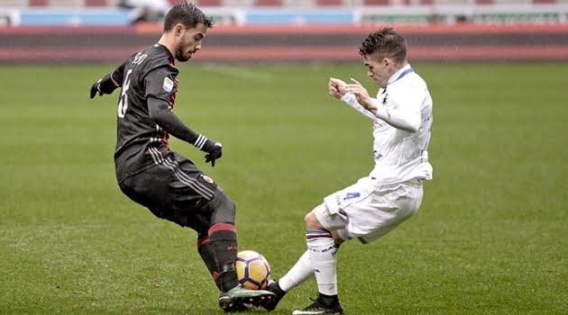 AC Milan - Sampdoria 0-1 (Serie A, 5 februarie 2017)