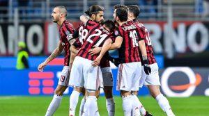 AC Milan - Sampdoria 1-0