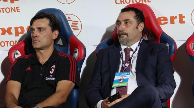 Vincenzo Montella, Massimiliano Mirabelli (AC Milan)