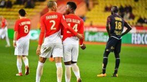 AS Monaco - Dijon 4-0