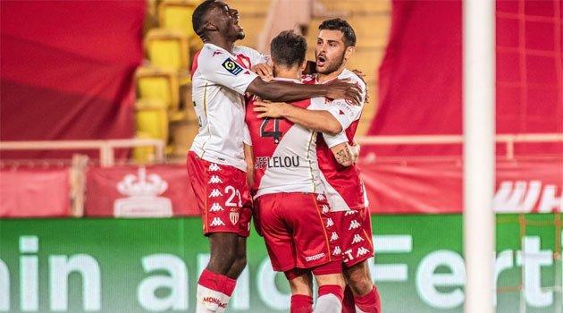 AS Monaco - PSG 3-2, 20 noiembrie 2020