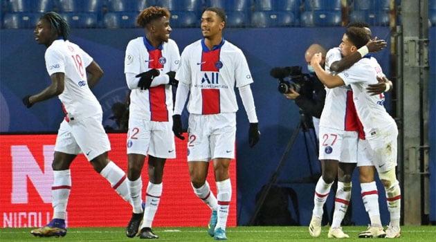 PSG a câștigat la Montpellier cu 3-1