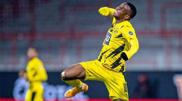 Youssoufa Moukoko a devenit cel mai tânăr marcator din istoria Bundesligii