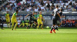 Bordeaux - Nantes 1-1