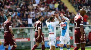 Torino - Napoli 0-5 (14 mai 2017)