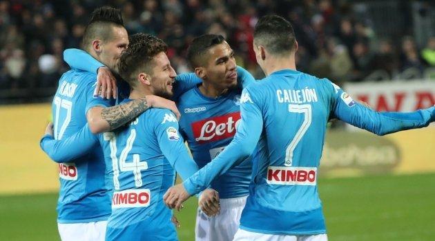 Cagliari - Napoli 0-5
