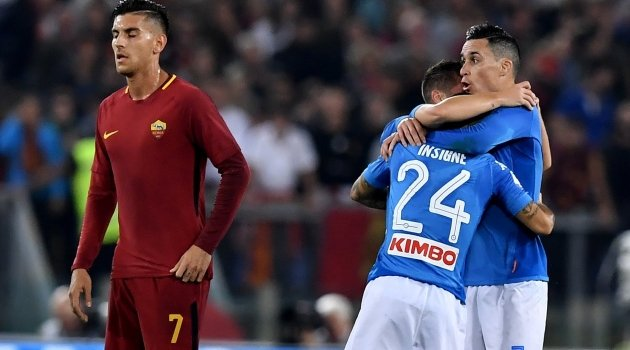 AS Roma - Napoli 0-1 (Serie A, 14 octombrie)