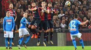 Genoa - Napoli 2-3 (Serie A, 25 octombrie 2017)