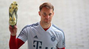 Manuel Neuer, Bayern Munchen