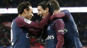 Neymar a marcat 4 goluri în meciul Paris Saint-Germain – Dijon 8-0