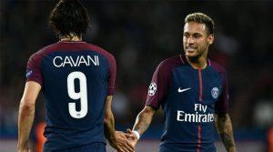 Neymar a fost eliminat în meciul Marseille - Paris Saint-Germain 2-2