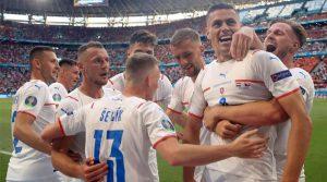 Cehia a trecut cu 2-0 de Olanda în optimile EURO 2020