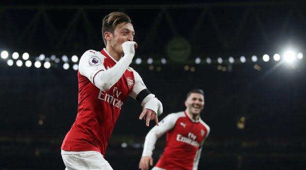 Mesut Ozil, Arsenal