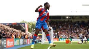 Odsonne Edouard, la debutul pentru Crystal Palace