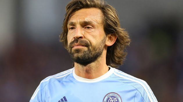 Andrea Pirlo, New York City