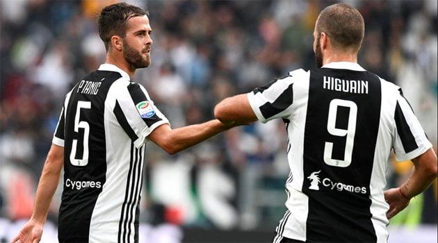 Luca Antonelli (AC Milan), Miralem Pjanic (Juventus)