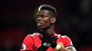 Paul Pogba a fost desemnat cel mai bun jucător al meciului Manchester United – Stoke 3-0