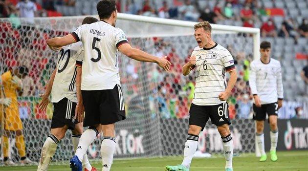 Germania a învins Portugalia cu 4-2 în Grupa F de la EURO 2020