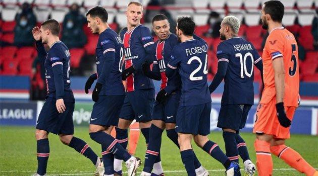 PSG a câștigat lejer meciul cu Istanbul BB, scor 5-1