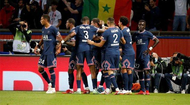 PSG a câștigat meciul cu Lyon printr-un gol marcat în prelungiri