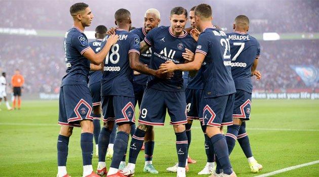 PSG a trecut cu 4-2 de Strasbourg