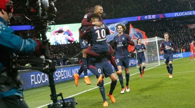 Paris Saint-Germain - Olympique Marseille 3-0