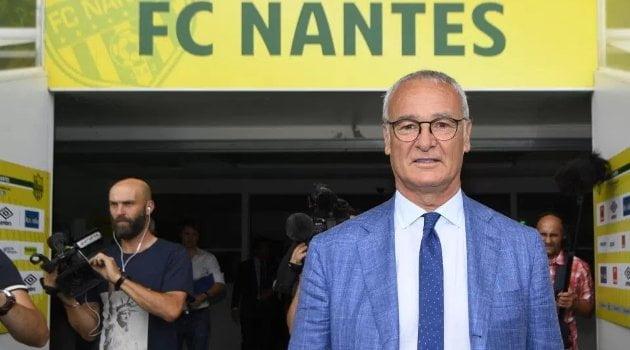 Claudio Ranieri, Nantes