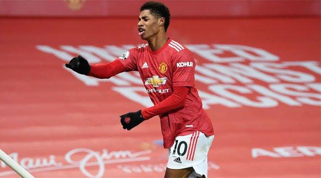Rashford a marcat în prelungiri unicul gol al meciului ManUnited - Wolverhampton 1-0