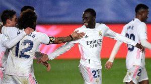 Real Madrid - Getafe 2-0 (9 februarie 2021)